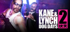 Kane & Lynch 2: Dog Days achievements