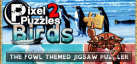 Pixel Puzzles 2: Birds achievements