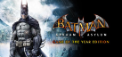 Batman: Arkham Asylum Game of the Year Edition achievements