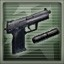 KM Tactical .45 Expert in Counter-Strike: Source