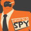 FYI I am a Spy in Team Fortress 2
