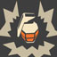 Spray of Defeat in Team Fortress 2