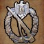Infantry Assault Badge in Mare Nostrum