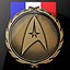 Starfleet Medal of Honor in Star Trek: D·A·C - Demo