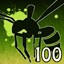 War Against Soaring Pests Award in Earth Defense Force: Insect Armageddon