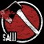 Hatchet Job in Saw