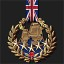 Royal Navy Glorious Fleet Badge in Napoleon: Total War