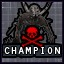 Crawler Champion in Defence Alliance 2
