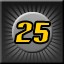 Level 25! in Rhythm Zone
