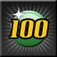 Level 100! in Rhythm Zone