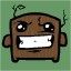 Wood Boy in Super Meat Boy