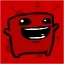The End in Super Meat Boy