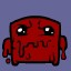 Blood Clot Boy in Super Meat Boy