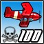 Biplane Kill Markings 100 in Altitude - Demo