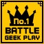 Battle Geek Play All No.1 Clear in Clickr