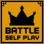 Battle Self Play 10 Wins in Clickr