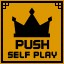 Push Self Play 10 Wins in Clickr