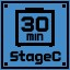 StageC. 30min Clear in Clickr