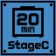 StageC. 20min Clear in Clickr