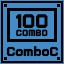 ComboC. 100 Combo in Clickr