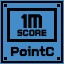 PointC. Score 1M in Clickr