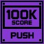 Push Score 100K in Clickr