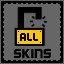 Unlock All Skins in Clickr