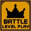 Battle Level Play All Clear in Clickr