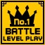 Battle Level Play All No.1 Clear in Clickr