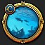 Feed the fishes in Commander: Conquest of the Americas