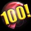 100! in Beat Hazard