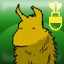 Llamas on Demand in Atom Zombie Smasher