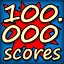 100.000 Scores in Power of Defense