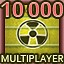 10000 Barrels in Power of Defense