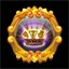 Relic Hunter: Gold in Bejeweled 3