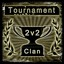2v2 Clan Tournament Winner in APOX