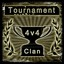 4v4 Clan Tournament Winner in APOX