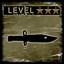 Knife Weapon Level 3 in APOX