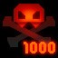 VANQUISHED 1000 in Revenge of the Titans
