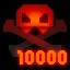 VANQUISHED 10000 in Revenge of the Titans