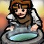 Boil Water Advisory in Dungeons of Dredmor