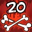 Natural 20! in Orcs Must Die!