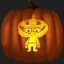 The Last Gourdian in Costume Quest