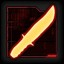 This is a Knife in Prototype 2