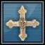War Cross with Sword in Naval War: Arctic Circle
