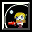 Mimiga Bodyguard in Cave Story+