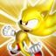 Golden Flash in Sonic the Hedgehog 4 - Episode I