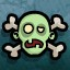 Kill a Zombie in All Zombies Must Die!