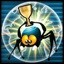Special level finished in Alien Spidy
