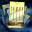5 of Swords in Midnight Mysteries 4: Haunted Houdini